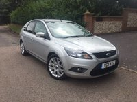 2011 FORD FOCUS 1.6 ZETEC TDCI 5d 109 BHP PLEASE CALL TO VIEW