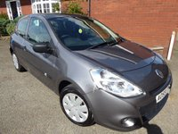 2009 RENAULT CLIO 1.1 EXTREME 3d 74 BHP Lovely Condition Example With A Good Service History £2500.00