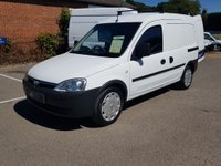 2009 VAUXHALL COMBO 2000 1.3 CDTi Direct From The Welsh Water Board £2995.00