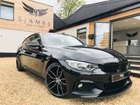 2015 BMW 4 SERIES 3.0 430D XDRIVE M SPORT GRAN COUPE 4d AUTO 255 BHP £20490.00