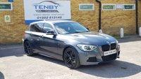 2014 BMW 1 SERIES 2.0 120D M SPORT 5d AUTO 181 BHP £12484.00
