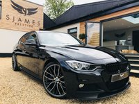 2015 BMW 3 SERIES 3.0 330D M SPORT 4d AUTO 255 BHP £20490.00