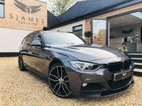 2015 BMW 3 SERIES 3.0 330D XDRIVE M SPORT TOURING 5d AUTO 255 BHP £20490.00