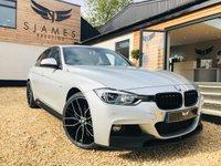 2017 BMW 3 SERIES 3.0 335D XDRIVE M SPORT 4d AUTO 308 BHP £24990.00