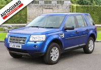 USED 2009 58 LAND ROVER FREELANDER 2.2 TD4 SE 5d AUTO 159 BHP Drive away from only £39 p/w!