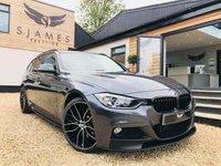 2015 BMW 3 SERIES 3.0 335D XDRIVE M SPORT TOURING 5d AUTO 309 BHP £22490.00