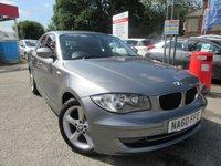 2010 BMW 1 SERIES 2.0 116I SPORT 5d 121 BHP £6800.00