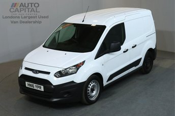 2016 FORD TRANSIT CONNECT 1.5 200 74 BHP L1 H1 SWB LOW ROOF £7890.00