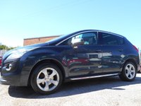 USED 2011 02 PEUGEOT 3008 1.6 EXCLUSIVE E-HDI FAP 5d AUTO 112 BHP 1 FORMER KEEPER PANO ROOF