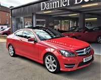 2015 MERCEDES-BENZ C CLASS 2.1 C250 CDI AMG SPORT EDITION 2d AUTO 202 BHP £17495.00