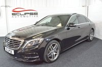 2015 MERCEDES-BENZ S CLASS 3.0 S350 BLUETEC L AMG LINE EXECUTIVE 4d AUTO 258 BHP £SOLD