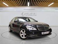 USED 2012 12 MERCEDES-BENZ S CLASS 3.0 S350 BLUETEC 4d AUTO 258 BHP + Sat/Nav, Leather Interior, Blueto
