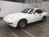 1979 PORSCHE 924 2.0 2.0 2d 125 BHP £4990.00
