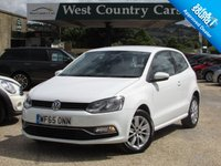 USED 2015 65 VOLKSWAGEN POLO 1.2 SE TSI 3d 89 BHP High Quality Small Hatchback