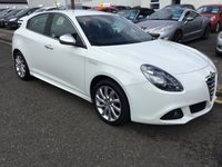 USED 2012 12 ALFA ROMEO GIULIETTA 1.4 MULTIAIR VELOCE TB 5d 170 BHP OUR  PRICE INCLUDES A 6 MONTH AA WARRANTY DEALER CARE EXTENDED GUARANTEE, 1 YEARS MOT AND A OIL & FILTERS SERVICE. 6 MONTHS FREE BREAKDOWN COVER.    CALL US NOW FOR MORE INFORMATION OR TO BOOK A TEST DRIVE ON 01315387070 !! !! LIKE AND SHARE OUR FACEBOOK PAGE !!