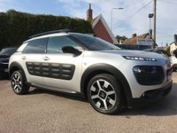 2015 CITROEN C4 CACTUS 1.6 BLUEHDI FLAIR 5d  WITH SAT NAV, PRIVACY GLASS AND WARRANTY  £9000.00