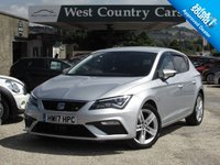 USED 2017 17 SEAT LEON 1.4 TSI FR TECHNOLOGY 5d 148 BHP Demo + 1 Private Owner