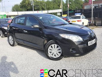 View our 2010 60 RENAULT MEGANE 1.6 GENERATION VVT 5d 100 BHP