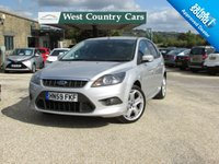 USED 2009 59 FORD FOCUS 1.8 ZETEC S S/S 5d 124 BHP Stylish Petrol Hatchback
