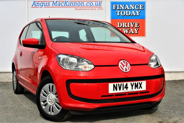 2014 14 VOLKSWAGEN UP 1.0 MOVE UP Lovely 3dr Hatchback Perfect for a new Driver