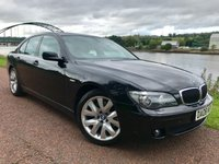 2008 BMW 7 SERIES 3.0 730D SPORT 4d 228 BHP £SOLD