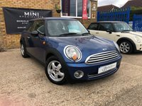 USED 2007 57 MINI HATCH ONE 1.4 ONE 3d 94 BHP WE SPECIALISE IN MINI'S!!!!!!