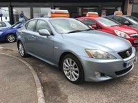2007 LEXUS IS 2.2 220D SE 4d 175 BHP £3695.00