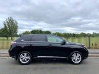 2010 LEXUS RX 3.5 450H SE-I 5d AUTO 249 BHP £12995.00