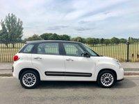 2014 FIAT 500L 1.2 MULTIJET LOUNGE 5d 85 BHP £6495.00