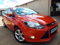 2011 FORD FOCUS 1.6 ZETEC TDCI 5d 113 BHP £5495.00