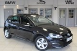 USED 2016 14 VOLKSWAGEN GOLF 1.6 MATCH EDITION TDI BMT 5d 109 BHP FULL SERVICE HISTORY + FREE ROAD TAX + BLUETOOTH + 16 INCH ALLOYS + DAB RADIO + AIR CONDITIONING.