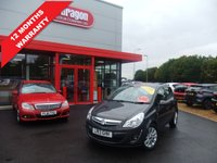 USED 2013 13 VAUXHALL CORSA 1.4 SE 5d AUTO 98 BHP ****12 months warranty****