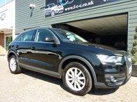 2012 AUDI Q3 2.0 TDI SE 5d 138 BHP £11995.00