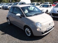 2012 FIAT 500 1.2 COLOUR THERAPY 3d 69 BHP £5000.00