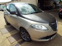 2012 CHRYSLER YPSILON