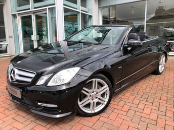 2012 MERCEDES-BENZ E CLASS 3.0 E350 CDI BLUEEFFICIENCY SPORT 2d AUTO 265 BHP £15500.00