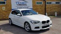 2012 BMW 1 SERIES 2.0 120D M SPORT 3d AUTO 181 BHP £10484.00