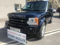 2009 LAND ROVER DISCOVERY 2.7 3 TDV6 HSE 5d AUTO 188 BHP
