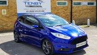 2015 FORD FIESTA 1.6 ST-2 3d 180 BHP £10484.00
