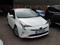 2017 TOYOTA PRIUS 1.8 VVT-I BUSINESS EDITION PLUS 5d AUTO 97 BHP