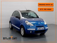 USED 2007 07 CITROEN C3 1.4 PLURIEL COTE D'AZUR 3d 73 BHP Finance Available In House