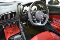 USED 2018 18 AUDI R8 5.2 V10 PLUS QUATTRO 2d AUTO 602 BHP