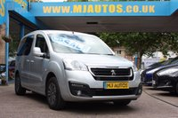 2015 PEUGEOT PARTNER 1.6 TEPEE ACTIVE HORIZON S WHEELCHAIR ACCESSIBLE VEHICLE  £10495.00