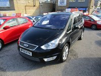USED 2010 60 FORD GALAXY 2.0 TITANIUM TDCI 5d 161 BHP