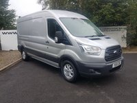 2015 FORD TRANSIT 350 2.2 125 BHP TREND L3 H2 **70 VANS IN STOCK** £9950.00