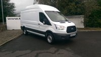 USED 2016 65 FORD TRANSIT 350 RWD 2.2 L3 H3 125 BHP **70 VANS IN STOCK**