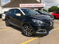 USED 2014 14 RENAULT CAPTUR 1.5 Dynamique S Media Nav Energy DCi S/S 5 door Diesel