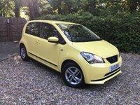 2013 SEAT MII 1.0 SE 5d 59 BHP £4489.00