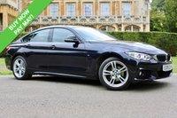 USED 2015 15 BMW 4 SERIES 2.0 420I XDRIVE M SPORT GRAN COUPE 4d 181 BHP