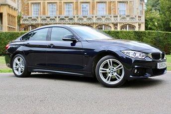 2015 BMW 4 SERIES 2.0 420I XDRIVE M SPORT GRAN COUPE 4d 181 BHP £16490.00